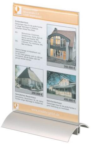 Tafelstandaard Durable Presenter 8588 A5