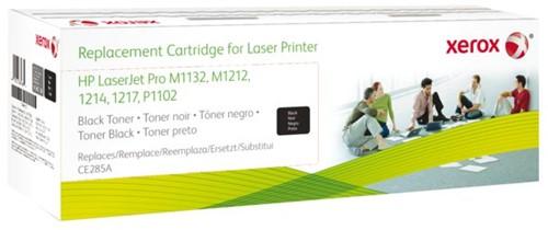 Tonercartridge Xerox 106R02156 HP CE285A 85A zwart