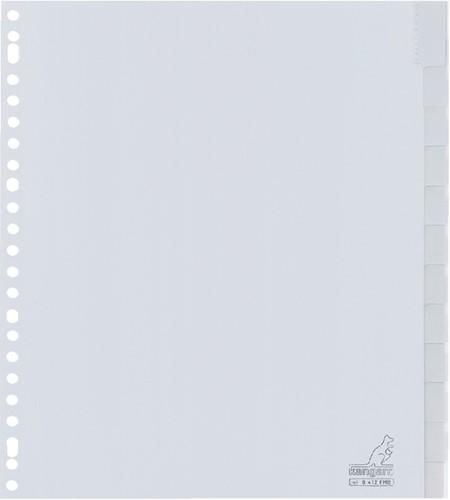 Tabbladen Kangaro 23-gaats G412FM-B 12-delig+venster breed