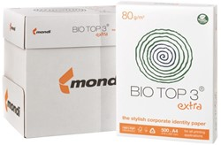 Kopieerpapier Biotop3 A4 80gr naturel 500vel