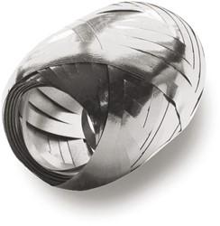 Polyband Haza 20mx5mm metal zilver