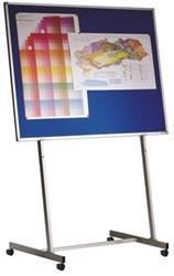 Whiteboard bordstandaard breedte 1200mm tbv alle lega borden