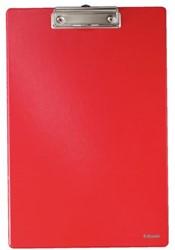 Klembord Esselte 340x220mm rood