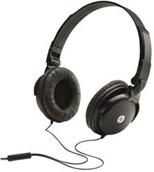 HEADSET HP H2500 ON EAR OPVOUWBAAR ZWART 1 STUK