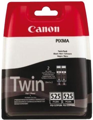 Inktcartridge Canon PGI-525 zwart 2x