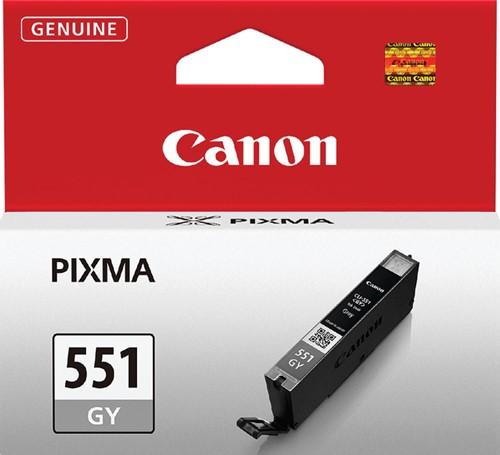 Inktcartridge Canon CLI-551grijs