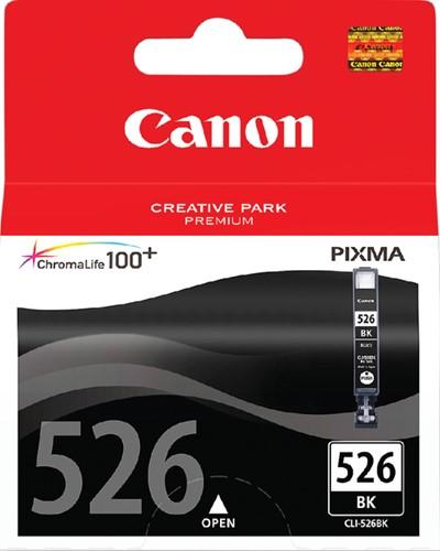 Inktcartridge Canon CLI-526 zwart