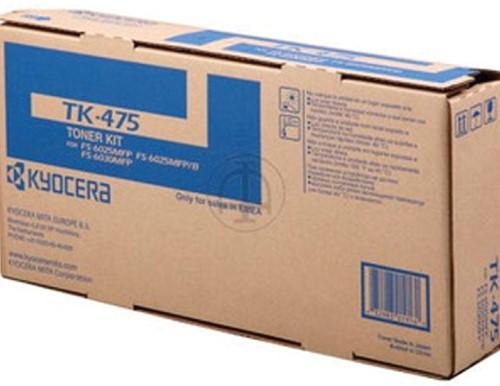 Toner Kyocera TK-475 zwart
