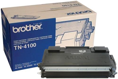Tonercartridge Brother TN-4100 zwart