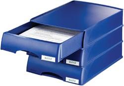 Brievenbak Leitz 5210 Plus blauw met lade