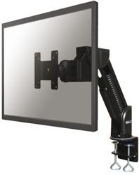 """monitorarm Newstar D600 10-30"""" met klem zwart"""