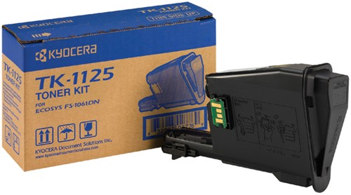 Toner Kyocera TK-1125 zwart
