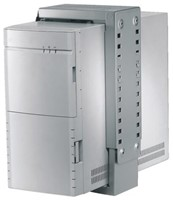 CPU houder Newstar D100 30kg zilver-2