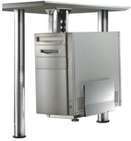 CPU houder Newstar D200 30kg zilver-2