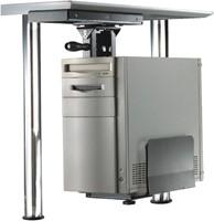 CPU houder Newstar D250 30kg zilver-2