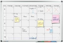 Planbord Legamaster premium projectplanner 60x90cm