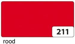 Etalagekarton folia 48x68cm 400gr nr211 rood