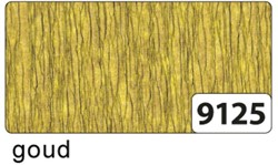 Crepepapier Folia rol 250x50cm nr9125 goud