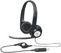 Headset Logitech H390 On Ear zwart-1