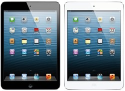 IPAD MINI APPLE 64GB WIFI ZWART 1 STUK