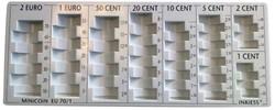 Inzetbak voor geldkist euro model 70/1 grijs