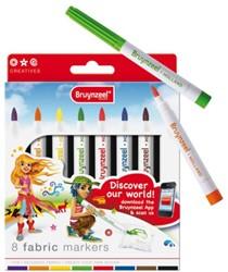 Viltstift Bruynzeel Young 6030 textiel