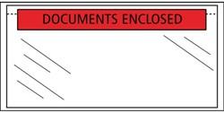 Paklijstenvelop CleverPack zelfklevend bedrukt din-lang 100x