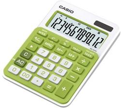Rekenmachine Casio MS-20NC groen