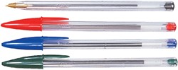 Balpen Bic Cristal Tubo 50 assorti medium