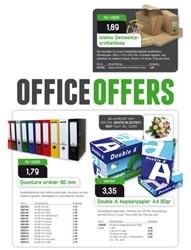 Office Offers maandflyer