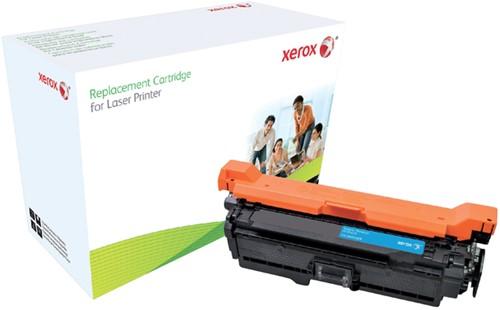 Tonercartridge Xerox 006R03009 HP CE401A 507A blauw