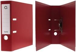 Ordner Quinz PP/PP A4 75mm rug rood