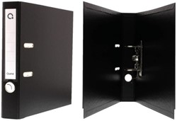 Ordner Quinz PP/PP A4 50mm rug zwart