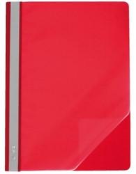 Snelhechter Quinz A4 PP rood