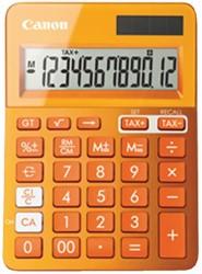 Rekenmachine Canon LS-123K oranje