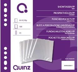 Showtas Quinz A4 23-gaats PP 0.045 nerf