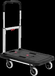 Transportkar Toolland inklapbaar 68x41cm tot 120kg
