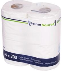 Toiletpapier PrimeSource Duo 2laags 200vel 48rollen