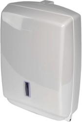 Dispenser PrimeSource Maxi handdoek zig zag maxi wit