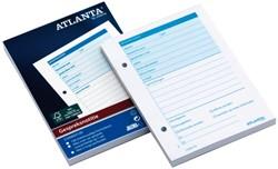 Gespreksnotitieblok Atlanta 2540603100 A6 100vel