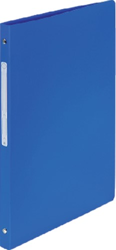 Ringband Exacompta A4 4-rings O-mech 15mm PP blauw