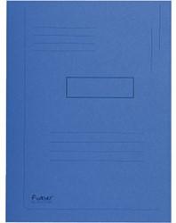 Dossiermap Exacompta forever 280gr 2kleppen blauw