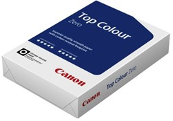 Laserpapier Canon Top Colour zero A4 100gr wit 500vel