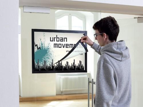 Duraframe Durable 499701 poster A1 zwart-2