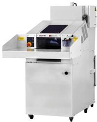 Papiervernietiger HSM SP 4040 perscomb. snippers 5.8x50mm