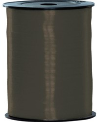 Polyband Haza 250mx10mm donkergrijs