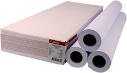 Inkjetpapier Canon 914mmx50m 90gr standaard