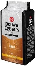Koffie Douwe Egberts automatenkoffie fresh brew gold 1000gr