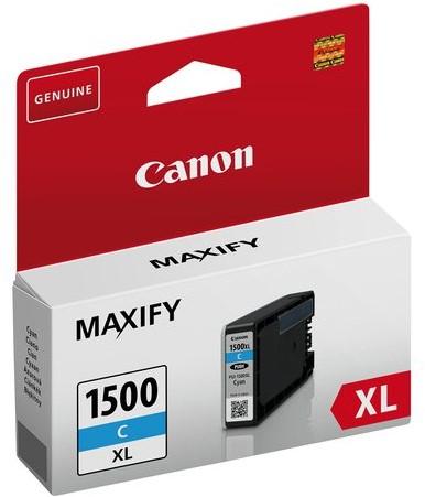 Inktcartridge Canon PGI-1500XL blauw HC