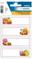 Etiket Herma 3644 vario keuken vruchten